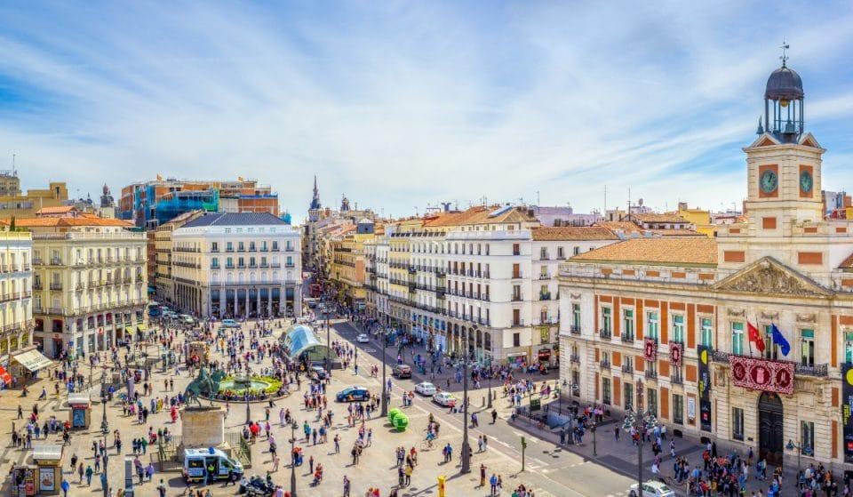 'Shadowmap': el mapa que te salvará el verano en Madrid