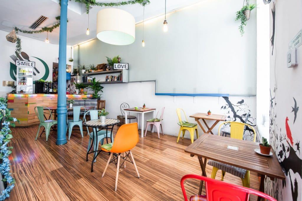 Sanissimo: un restaurante cuyo nombre te lo dice todo