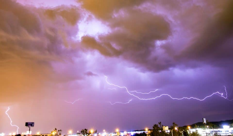 Vuelven este jueves las tormentas y el granizo