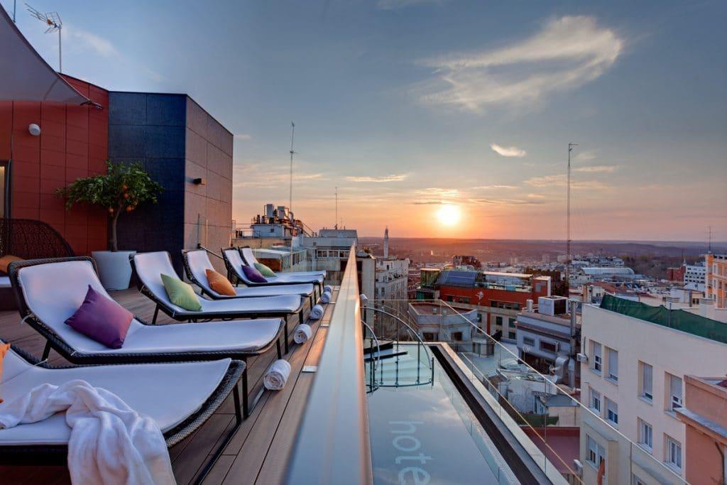 Disfruta del verano desde uno de los mejores rooftops de Madrid