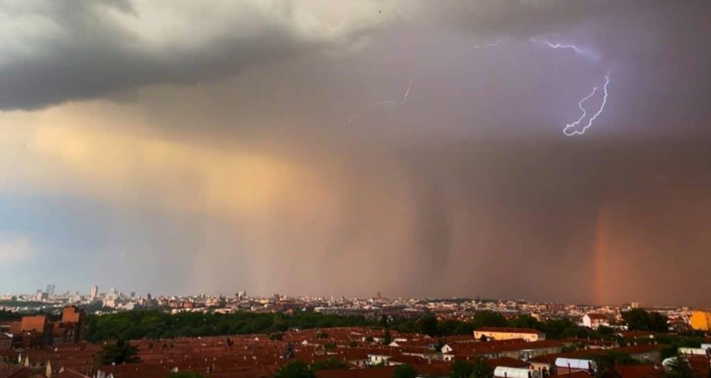 Ayer fue el día más lluvioso de los últimos 100 años