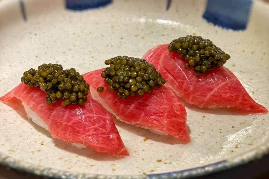 Los 10 mejores sitios de Madrid para comer sushi