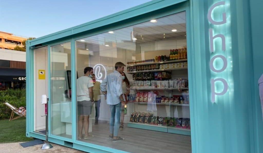 Llega a Madrid el supermercado inteligente: sin personal y abierto 24h