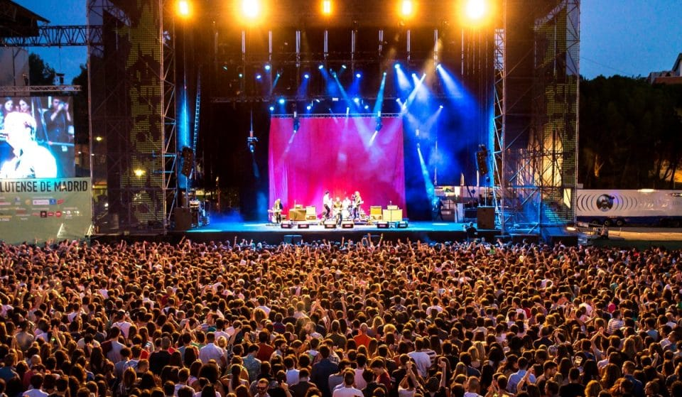 Estos son los festivales que no te puedes perder en Madrid