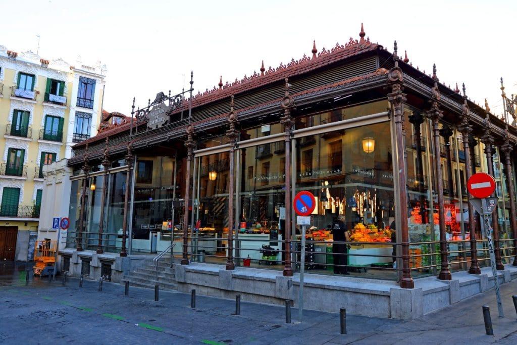 El Mercado San Miguel reabre este viernes