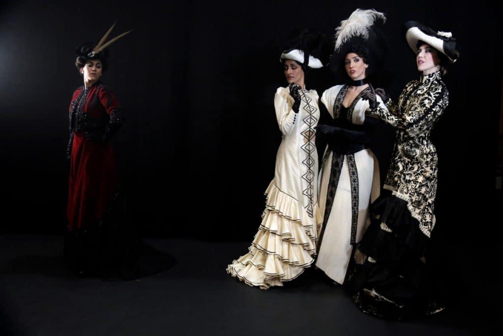 El Ballet Nacional de España estrena La Bella Otero, un ballet operístico de gran formato