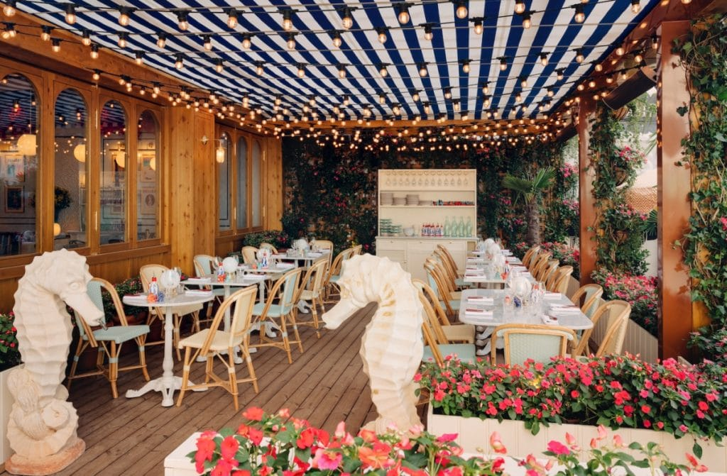 Villa Capri, los de Bel Mondo abren un nuevo restaurante más céntrico
