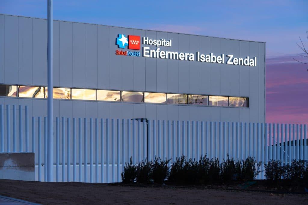 El Isabel Zendal será centro de vacunación durante 24 horas