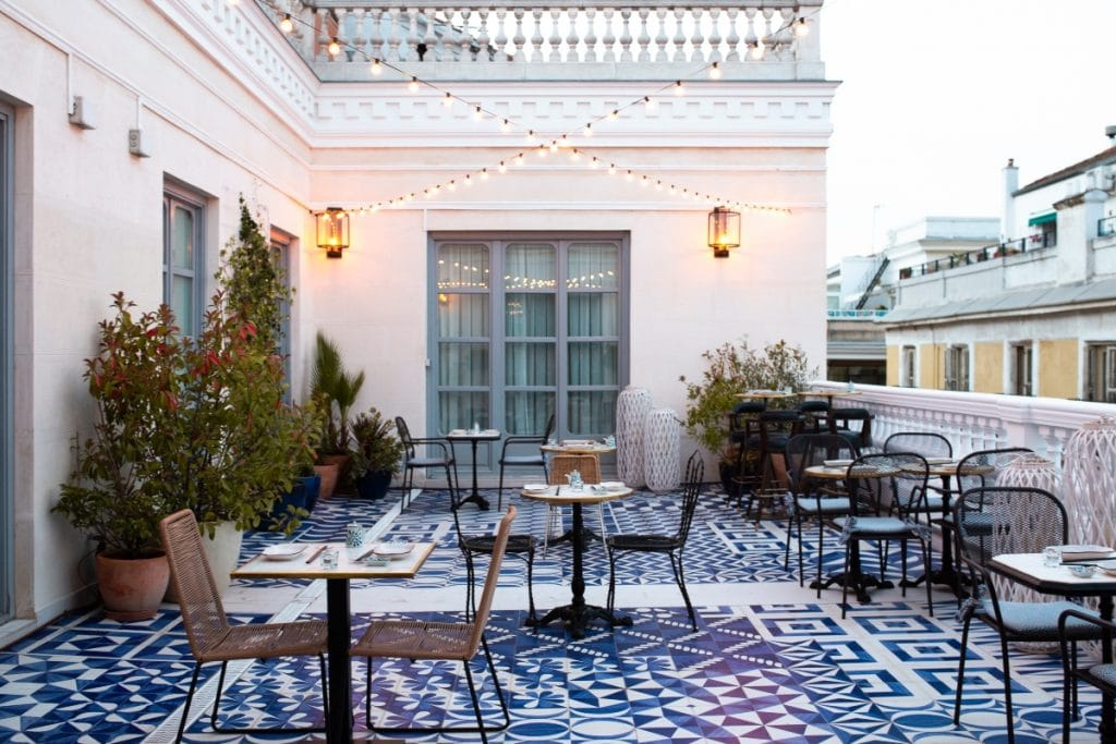 Así es la nueva terraza clandestina del Only YOU Boutique Hotel