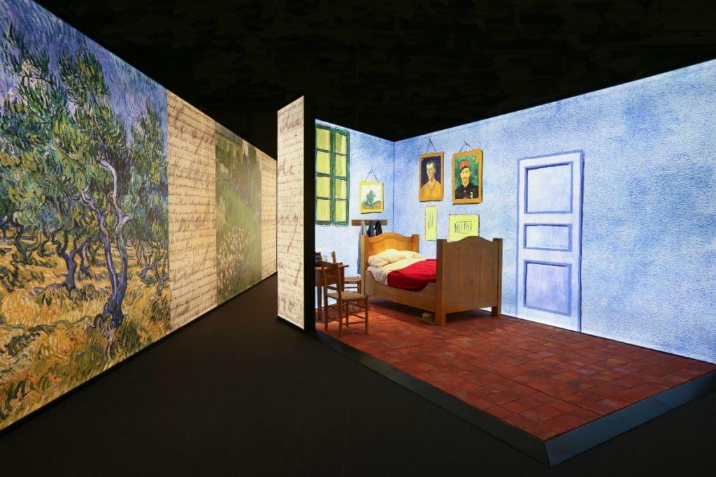 Ya puedes comprar tus entradas para la experiencia inmersiva del Museo Van Gogh