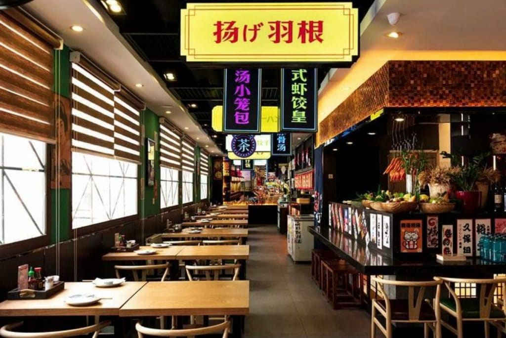 Torijiro: tres cocinas asiáticas en un único restaurante