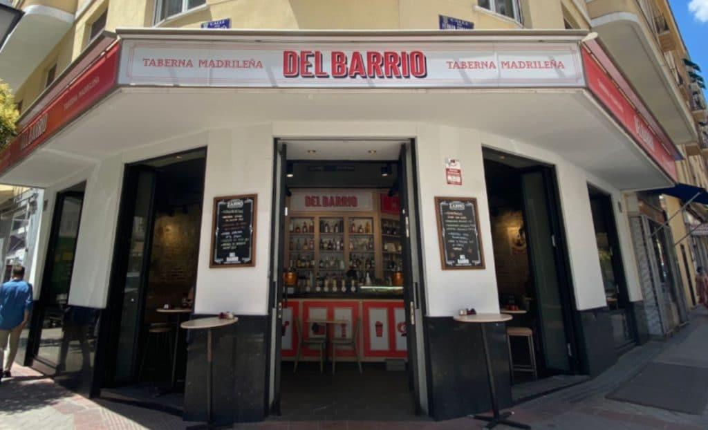 Del Barrio: una nueva taberna tradicional al lado de El Retiro