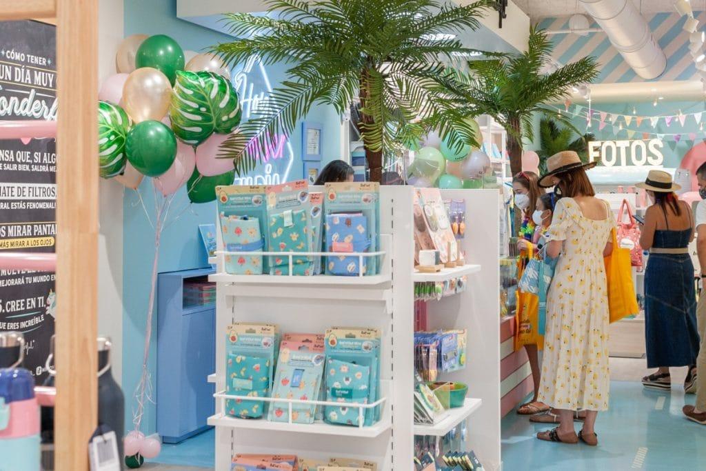 Mr. Wonderful inaugura una nueva tienda en Fuencarral