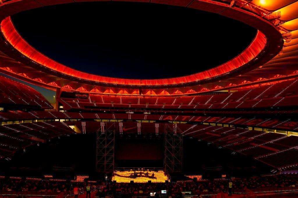 El Wanda Metropolitano será el escenario de un tributo a Ludovico Einaudi