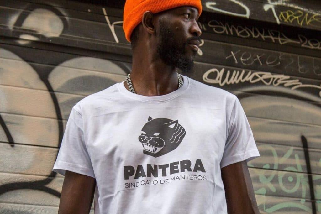 Pantera: la tienda que el Sindicato de Manteros ha abierto en Lavapiés