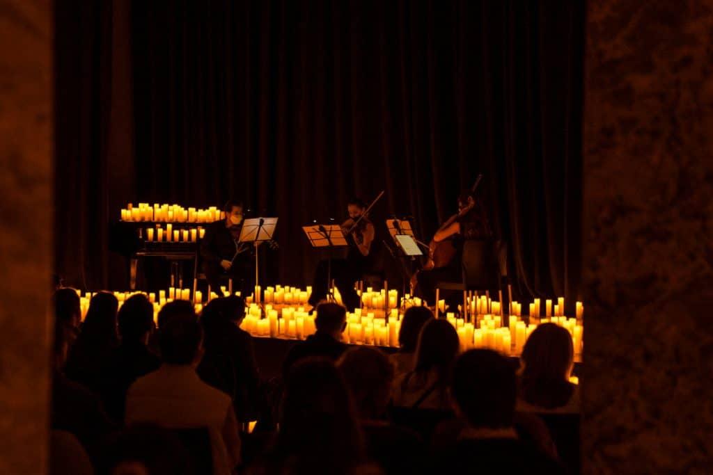 Lo mejor de Mozart sonará en Madrid a la luz de las velas