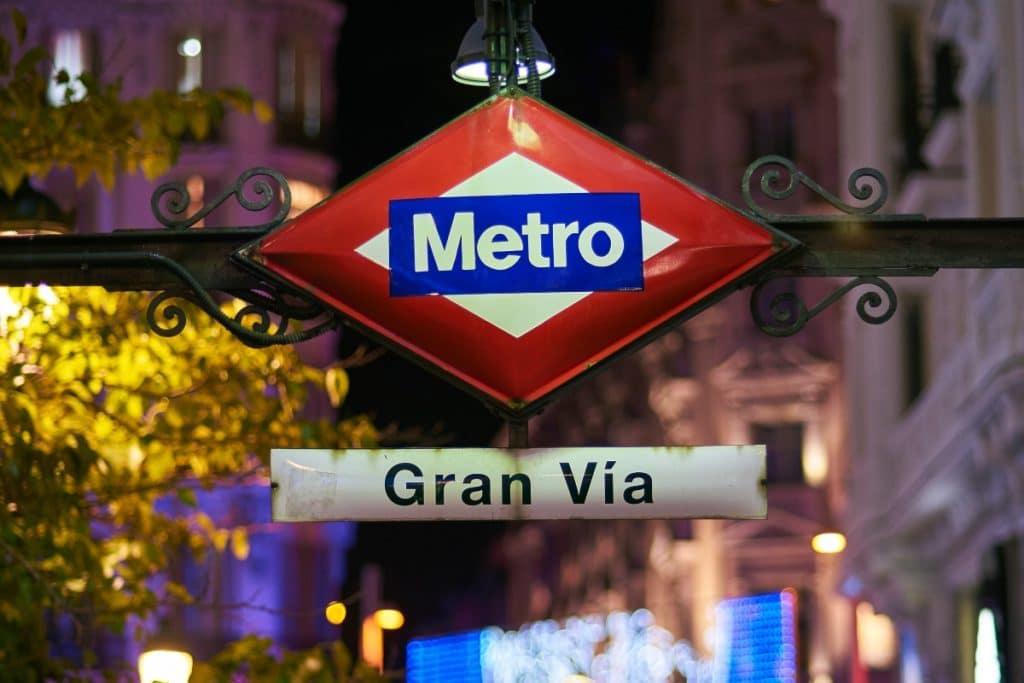 Qué nos vamos a encontrar hoy en la reapertura del Metro de Gran Vía