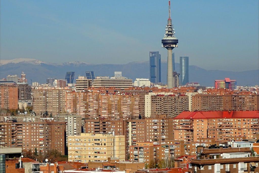 Madrid, la única ciudad que rebasa los límites de contaminación según un informe