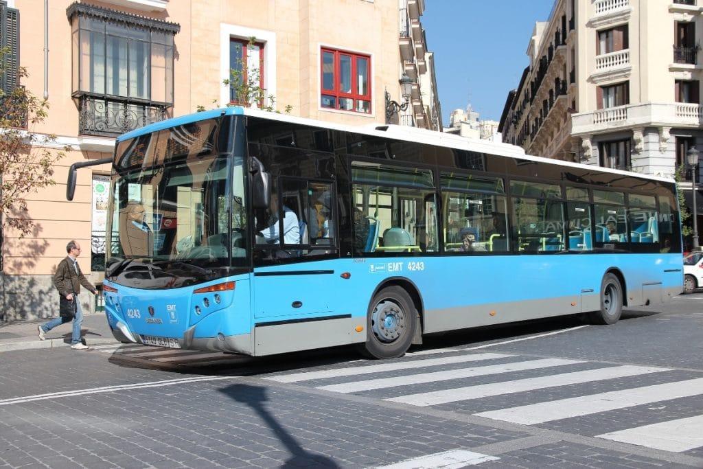 Autobuses gratuitos de la EMT unirán Atocha y Nuevos Ministerios durante el verano