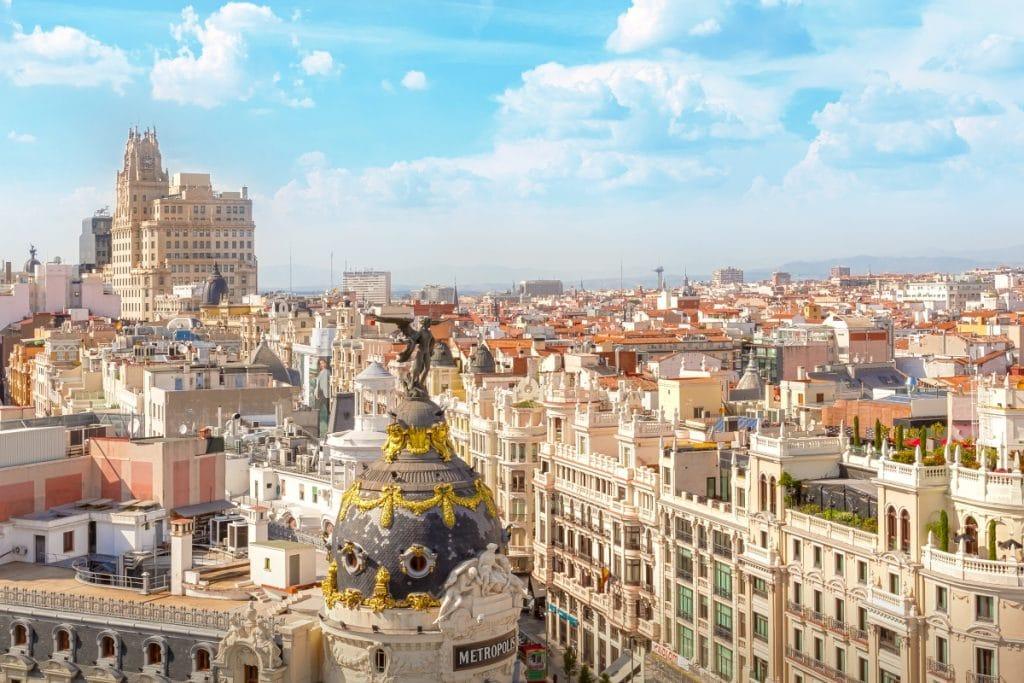 El calor continuará en Madrid hasta el viernes