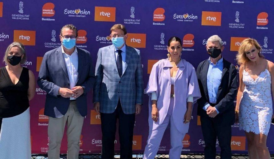 Benidorm elegirá al representante de España en Eurovisión 2022