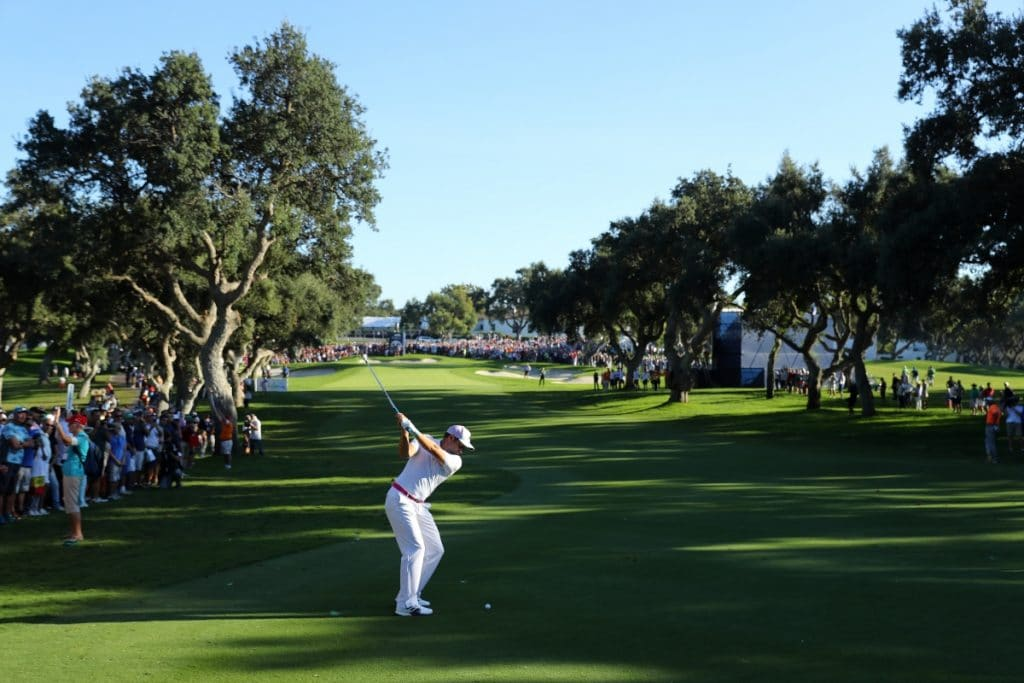 Así será el Estrella Damm Andalucía Masters N.A. de Golf 2021