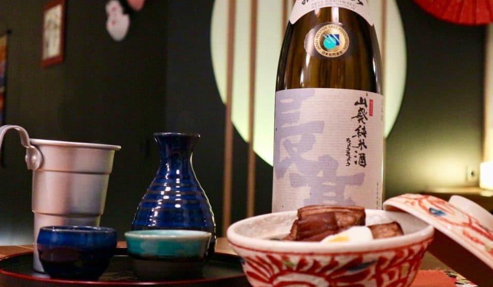 Shuwa shuwa: un sake bar al que vas por el sake y vuelves por el sushi