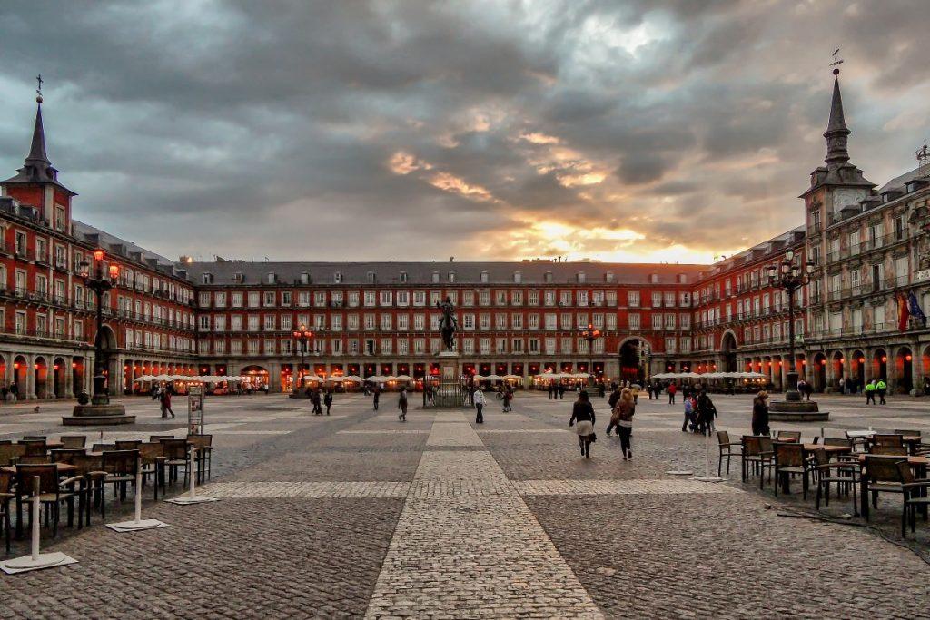 Agosto viene con temperaturas más frías de lo normal en Madrid