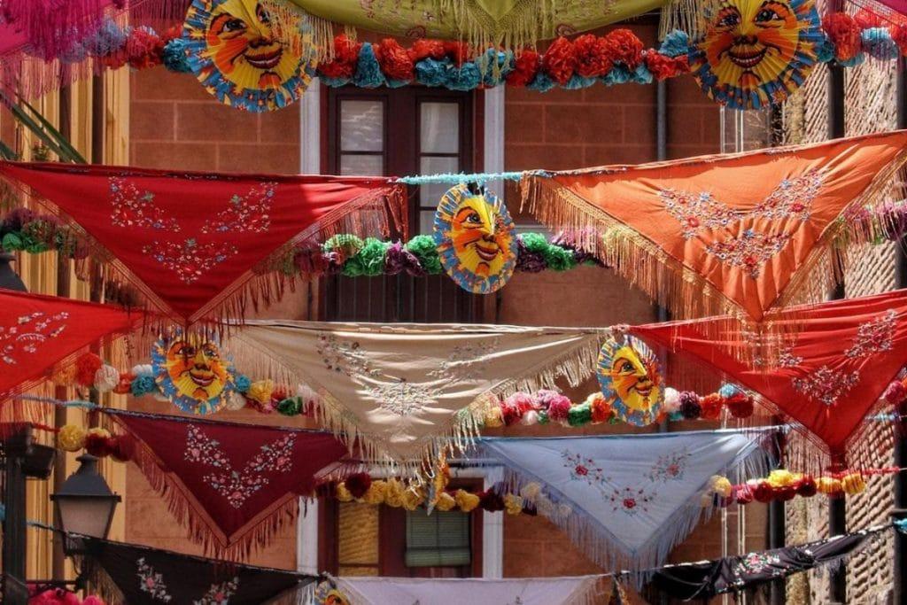 Así serán las fiestas de San Cayetano, San Lorenzo y La Paloma de este año