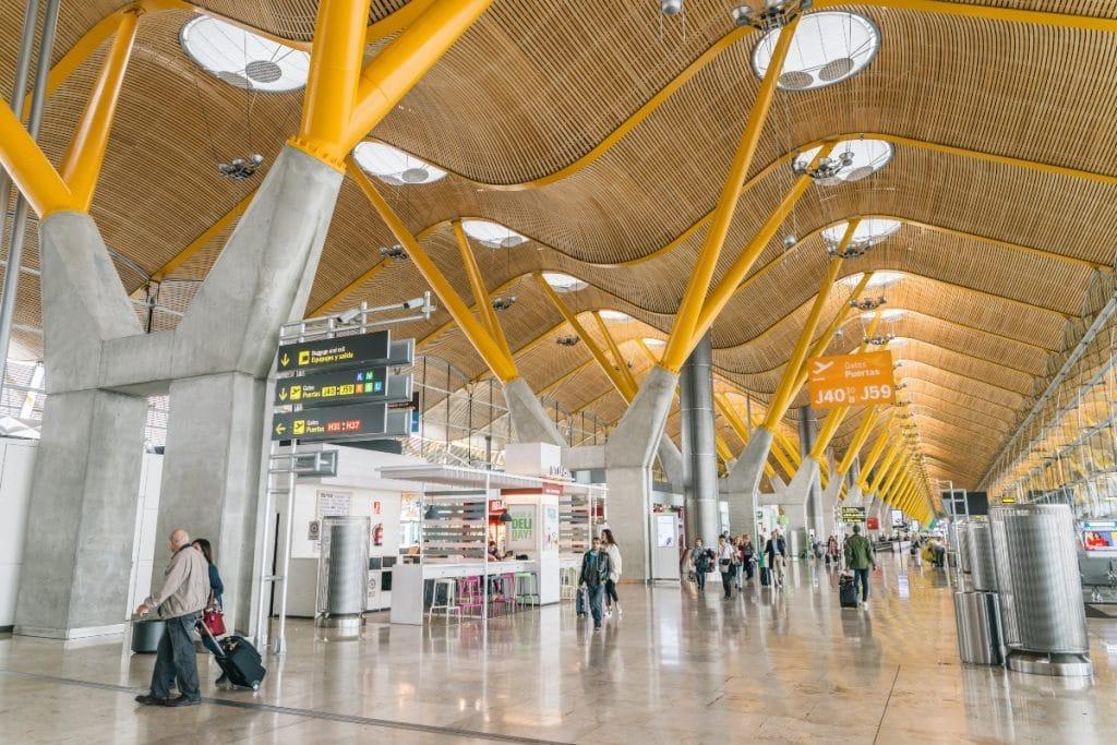 La ampliación del aeropuerto de Barajas costará 1.600 millones de euros