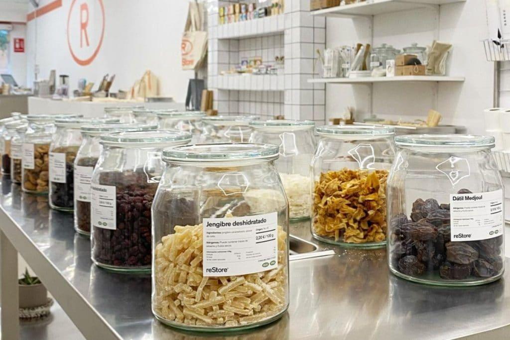 ReStore 7: un supermercado ecológico y sostenible en el centro de Madrid