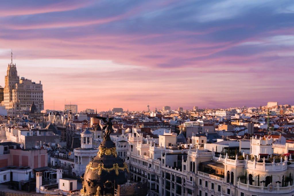 Madrid, uno de los mejores lugares del mundo en 2021 según la revista Time