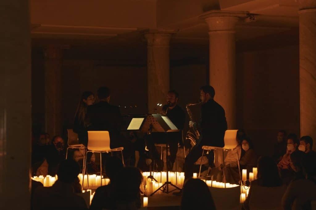 El mejor Jazz llega a Madrid de la mano de Candlelight