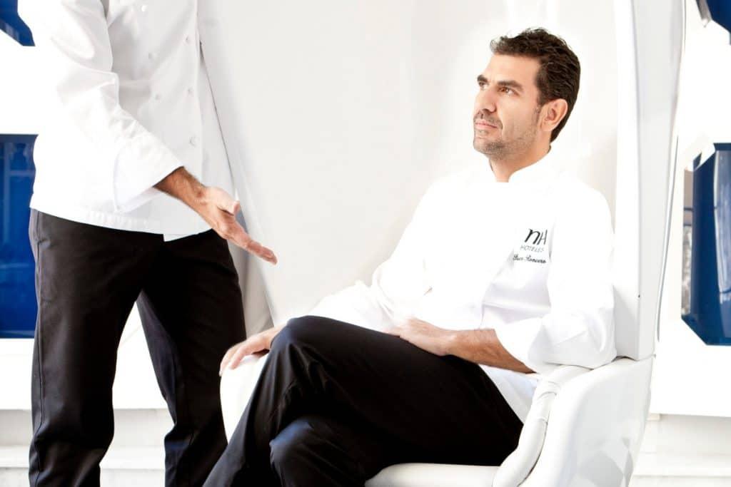 Uno de los mejores cocineros españoles abre su escuela de cocina en Madrid