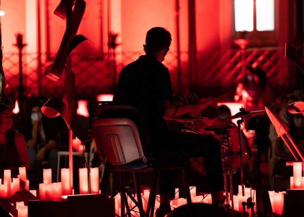 Candlelight Open Air by Campari Tonic: música de cine bajo las velas