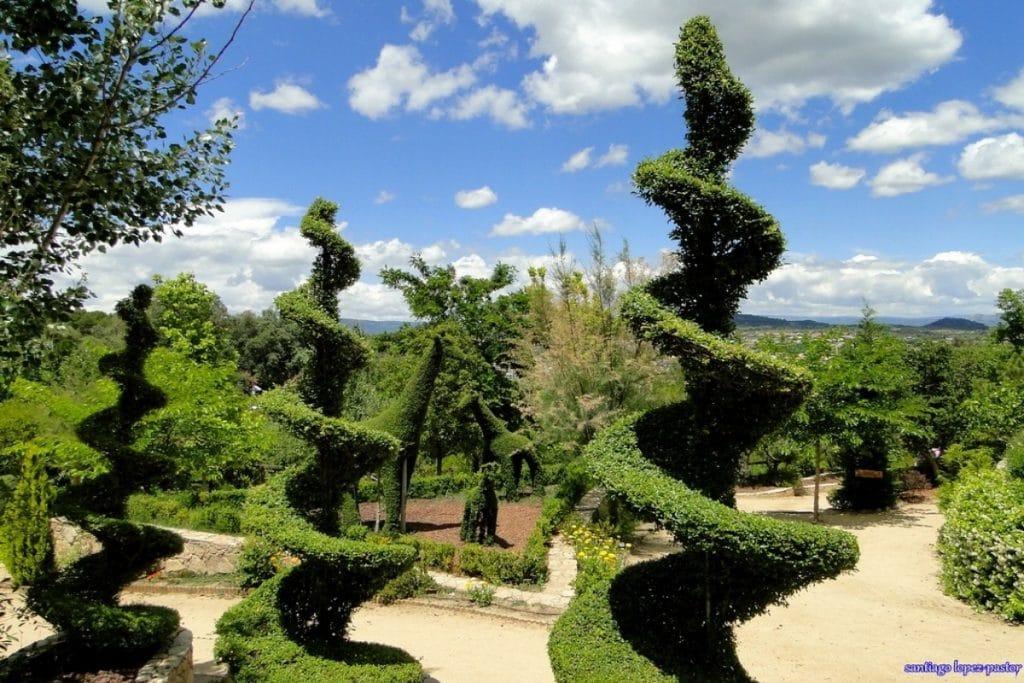 El Bosque Encantado: un jardín botánico único en Europa