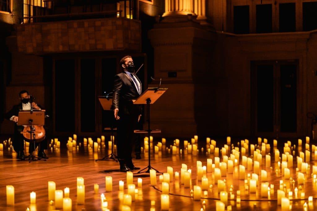 Madrid recupera La Traviata en un concierto a la luz de las velas