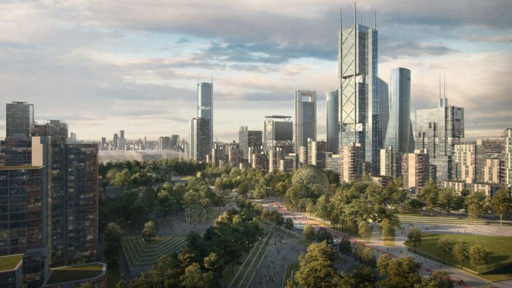 Madrid podría tener el rascacielos más alto de Europa