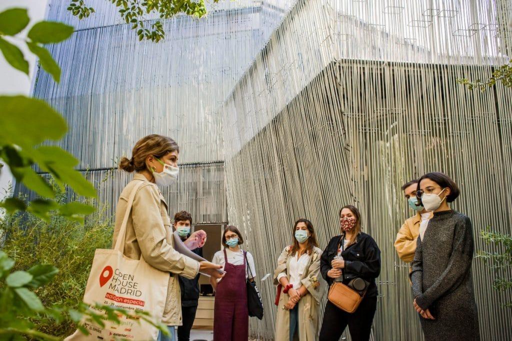 Open House Madrid nos descubre más de 100 interiores secretos