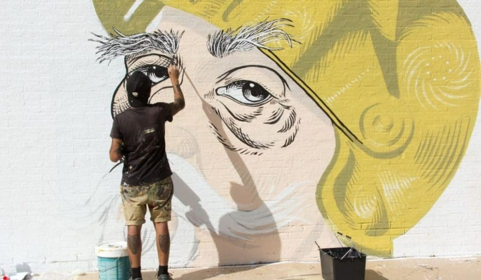 Madrid Street Art Project llena de arte las calles con sus impresionantes murales