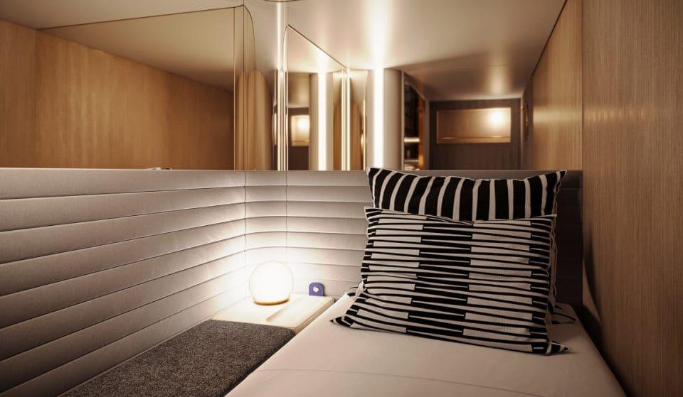 Los hoteles sobre raíles que conectarán Madrid con el resto de Europa