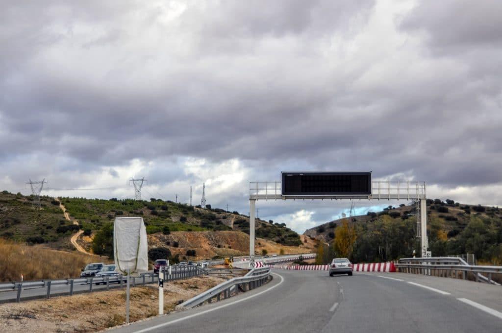 Los peajes entre Madrid y Barcelona ya son libres de pago