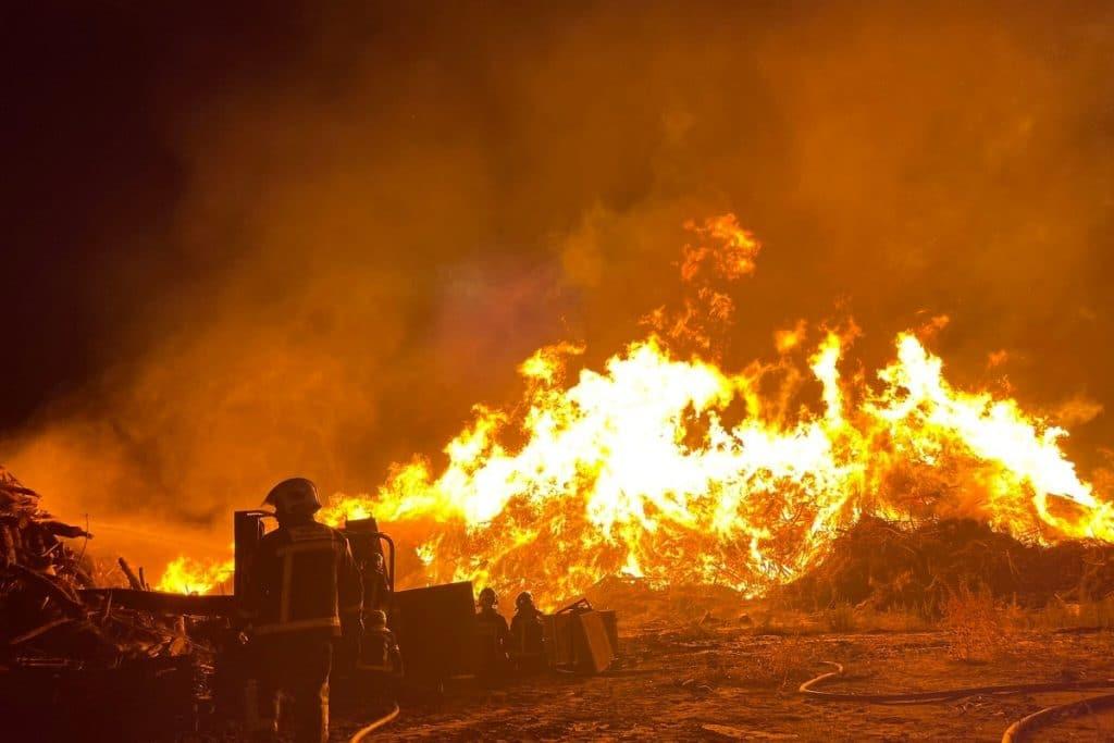 ¿Por qué ayer olía a quemado en distintos puntos de Madrid?