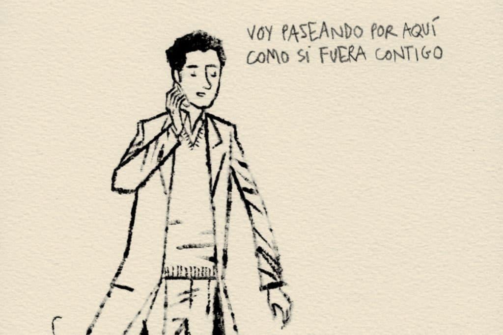 Juan Berrio, el ilustrador que escucha conversaciones ajenas y las convierte en libro