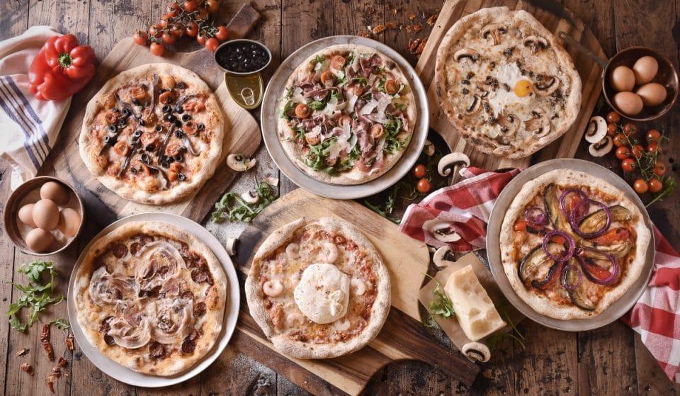 Llega la Ruta de la Pizza con un sinfín de sabores de la receta más deliciosa de Italia