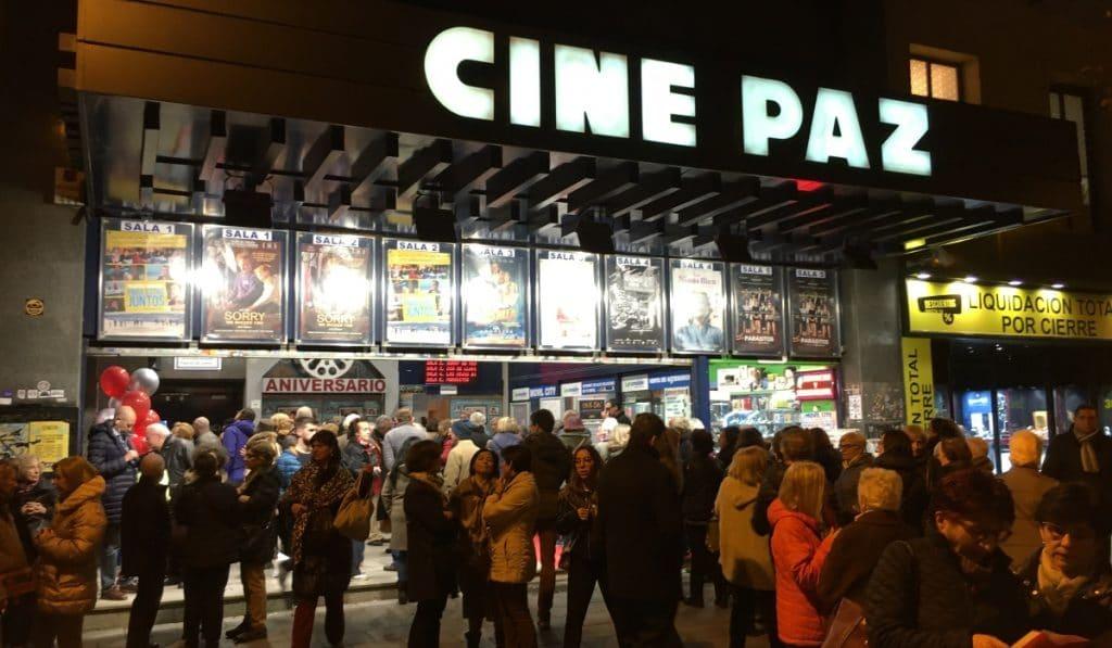 Los emblemáticos Cines Paz reabrirán el 17 de septiembre