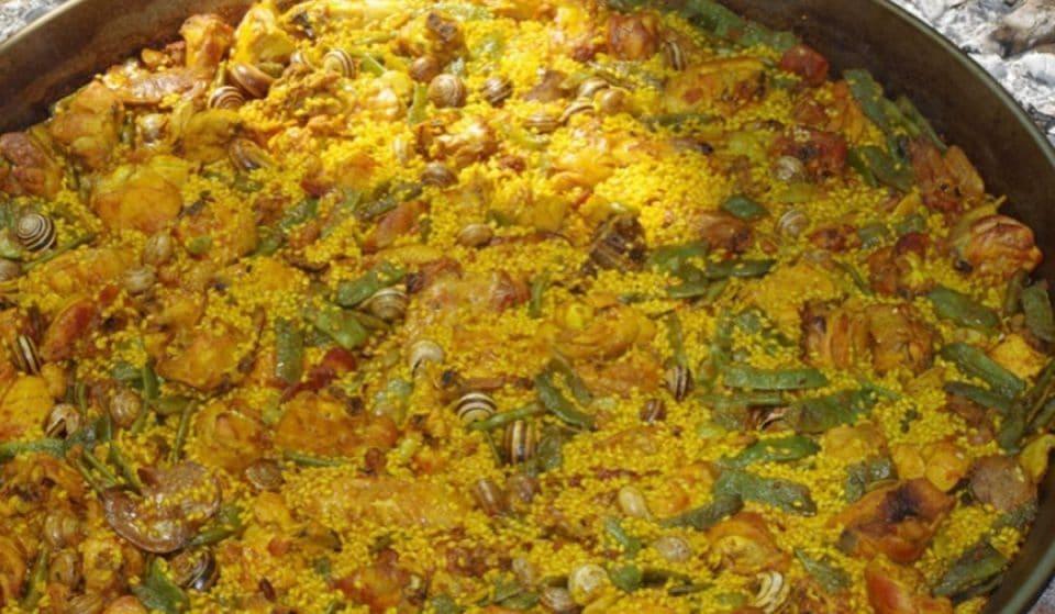 La mejor paella valenciana del mundo se cocina en un restaurante de Madrid