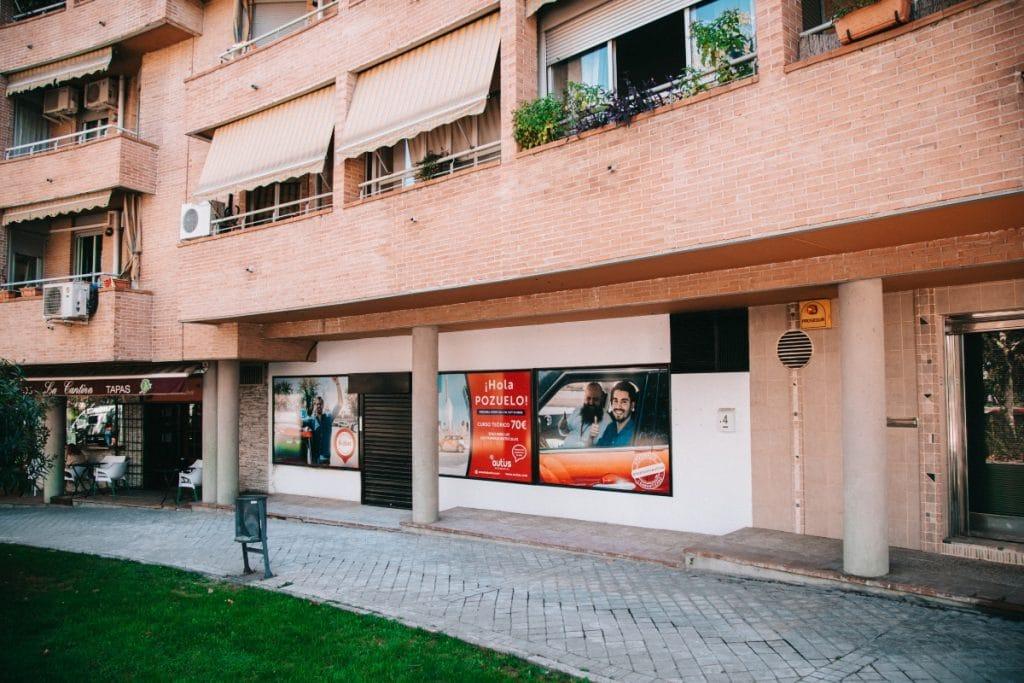 La autoescuela revolucionaria de Madrid estrena sede en Pozuelo