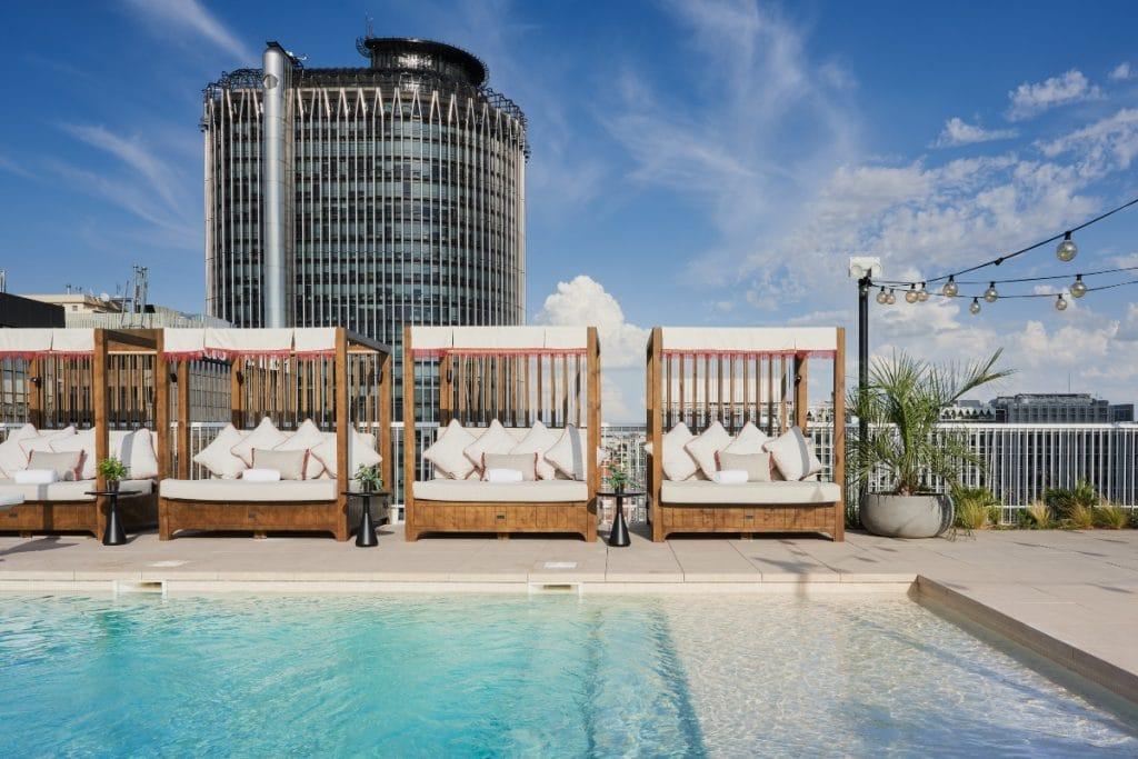 Un nuevo hotel Hilton abre en Madrid