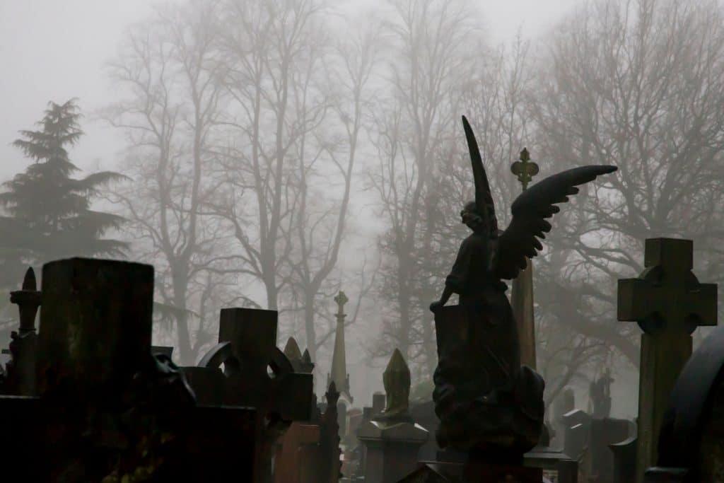 Paranormal Tour, la aterradora ruta que te lleva por el cementerio de La Almudena